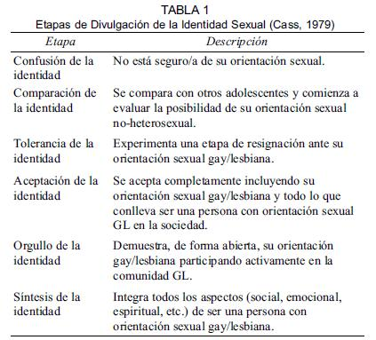 Adolescentes gays y lesbianas en puerto rico procesos for Lesbianas en la oficina