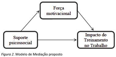 Força Motivacional Suporte à Transferência E Impacto Do